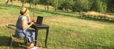 Autorský workshop vo Vílove