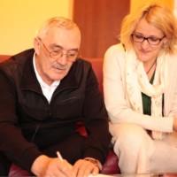 Gabriela Revická a Vladimír Megre pre časopis Vitalita